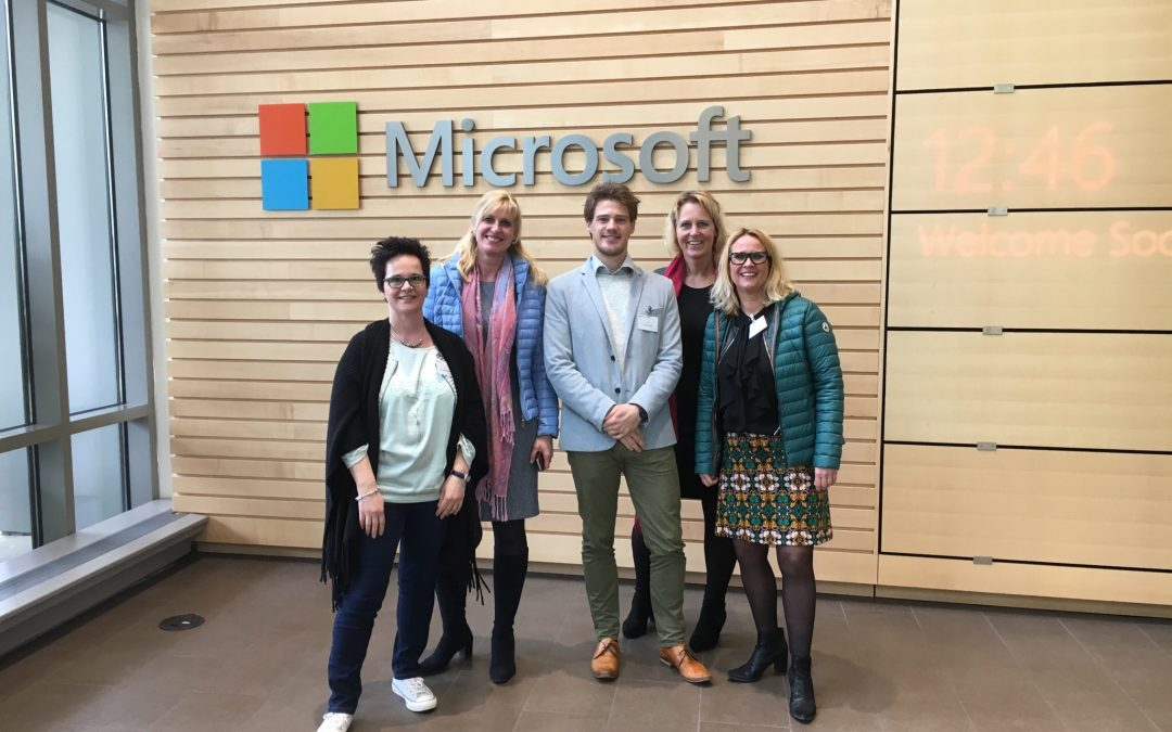Microsoft: expect more, do more, be more